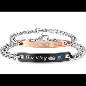 Jewelry - His And Hers Bracelets
